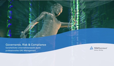TÜV- Rheinland - Governance, Risk + Compliance - Industriefilm