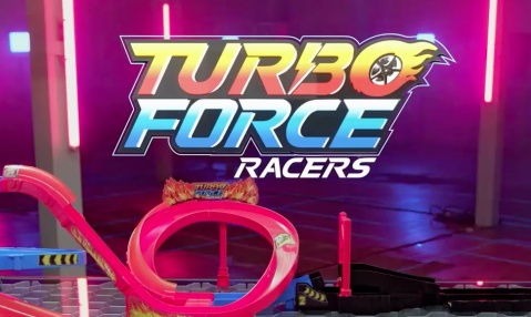 Turbo Force Racers - vtech - TV-Spot